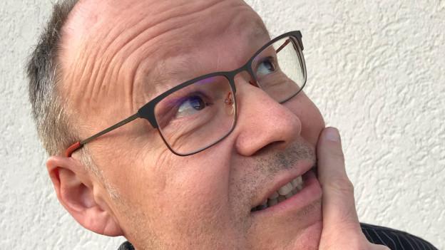 Portrait von Markus Huber