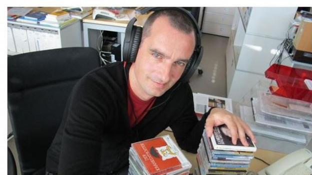 Alexander Götz Satire-Redaktor