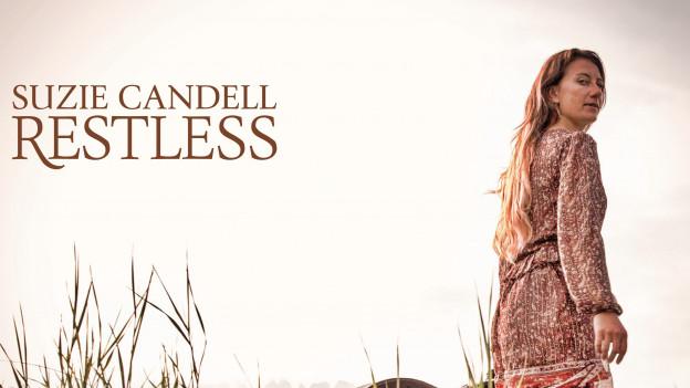 Suzie Candell im Moment ohne Auftritte aber mit neuem Album