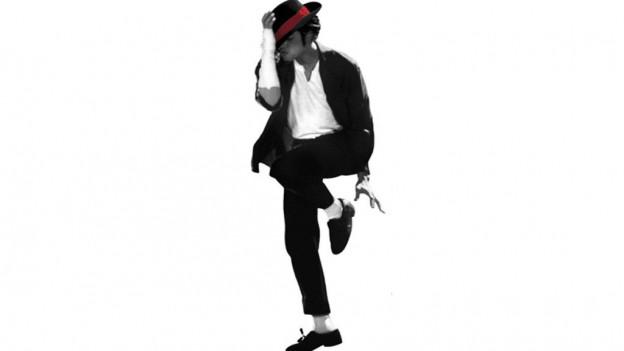 Inspiriert aus der Breakdance-Szene, der Moonwalk, Michael Jacksons.Bühnen-Makenzeichen