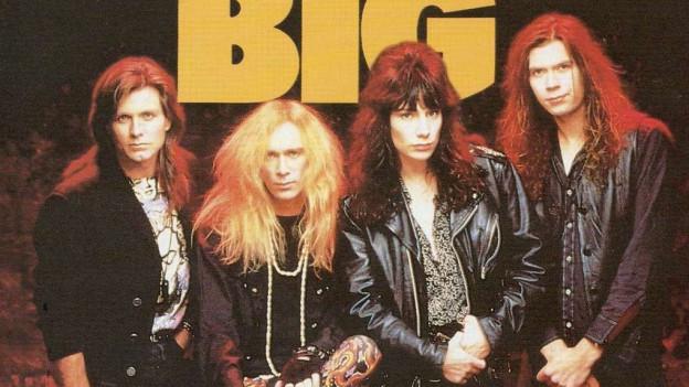 """Haben auch eine zarte Seite - die Hard-Rock-Band """"Mr. Big"""