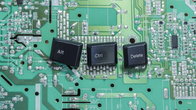 Ctrl-Alt-Del, der absolute Windows-Tastaturkürzelklassiker.