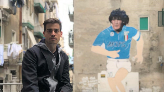 Dario liebt Fussball und zockt gerne. Seine erste Sportwette schloss er mit dreizehn ab.