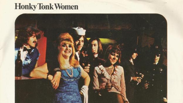 Auf einer Ranch in der Nähe von Sao Paulo entstanden: Honky Tonk Women.