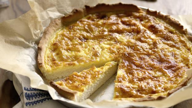 Nur im Kanton Jura und im Berner Jura wird mit Doppelrahm ein Toétché gebacken.