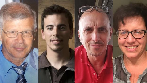 «Suisse Quiz»: Die Kandidaten