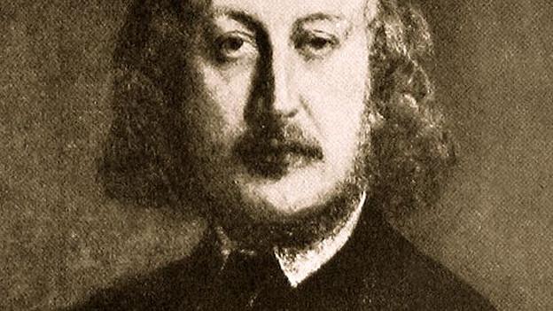 Stephen Heller (1813-1888), der ungarische Pianist und Komponist.