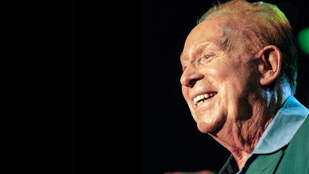 Der Chansonnier Charles Trenet (1913-2001),