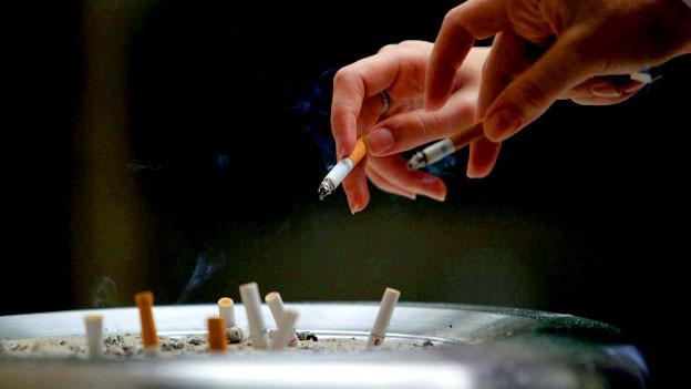 Woher kommt eigentlich das Wort «Nikotin»?