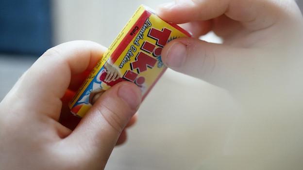 Brausetabletten: nicht nur für Kinderhände...