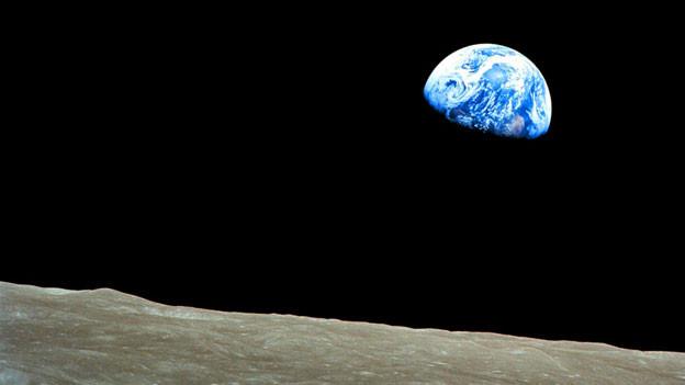 Die Erde ist nicht glatt und ordentlich.