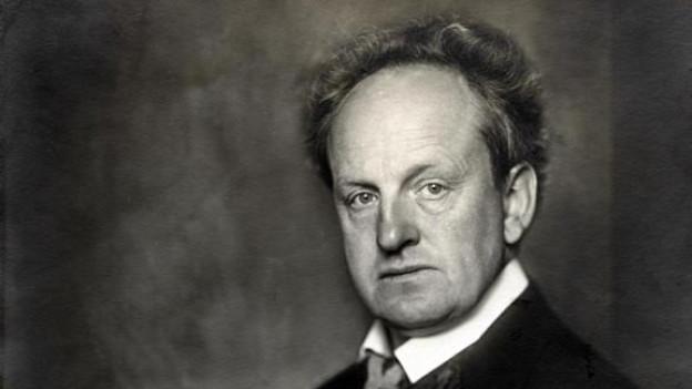 Der Dramatiker Gerhard Hauptmann ist einer von 1041 Künstlern auf der Gottbegnadeten-Liste.