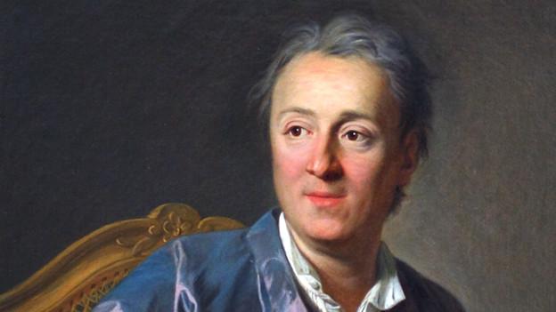 6000 Artikel trug Diderot allein zu seiner Encyclopédie bei.