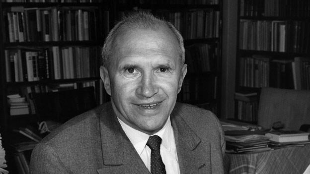 Der deutsche Theologe Helmut Gollwitzer.