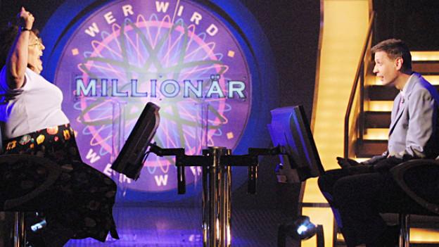 Wer wird Millionär? ist die beliebteste aller Quiz-Sendungen.