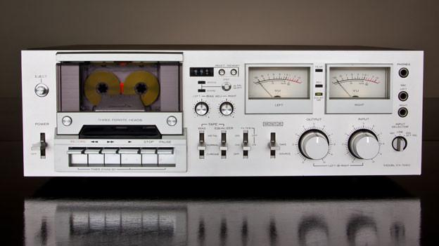 Hat in den heutigen Zeiten ausgedient: die gute alte Stereoanlage.