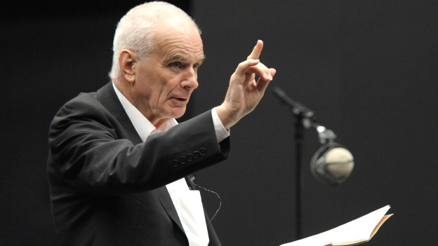 Der letzte Hofkomponist: Peter Maxwell Davies.
