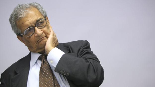 Nobelpreisträger Amartya Sen.