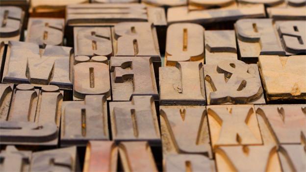 Wer Verlan verstehen will, muss die Buchstaben verdrehen.
