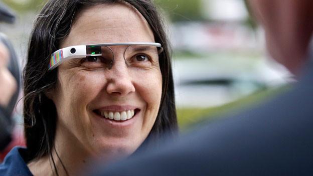 Google Glass - die Brille der Zukunft