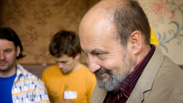 Templeton-Preisträger Tomáš Halík.