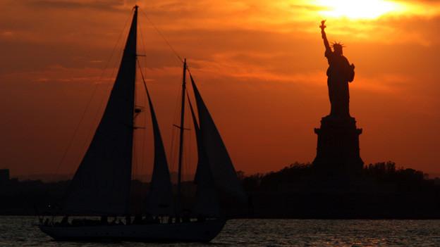 Ein Wahrzeichen von New York