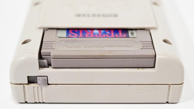 Abbildung eines Gameboys.