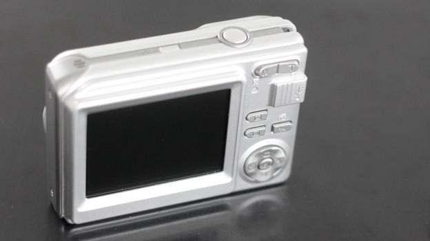 Eine Digitalkamera