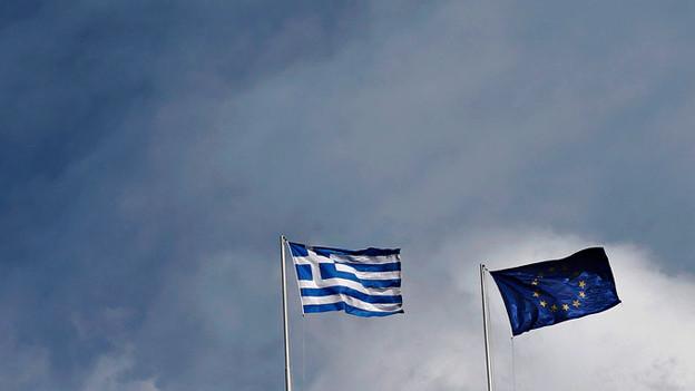 Griechenland liebäugelt immer mehr mit einem Austritt aus der Euro-Zone