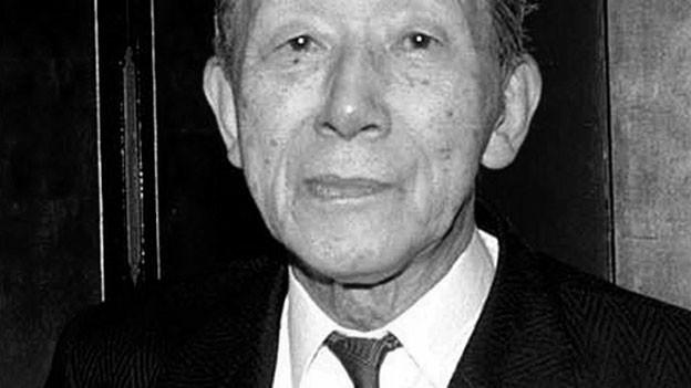 Shinichi Suzuki.