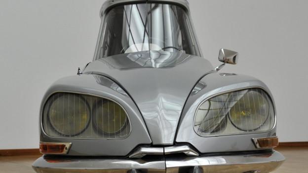 Citroën DS – das Kultauto der 50er-Jahre