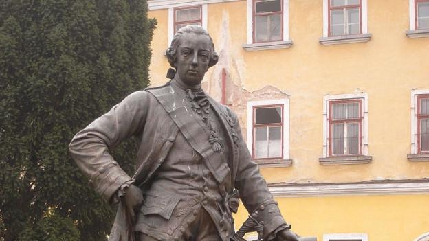 Duldete in Österreich zuvor verfolgte Minderheiten: Josef II.