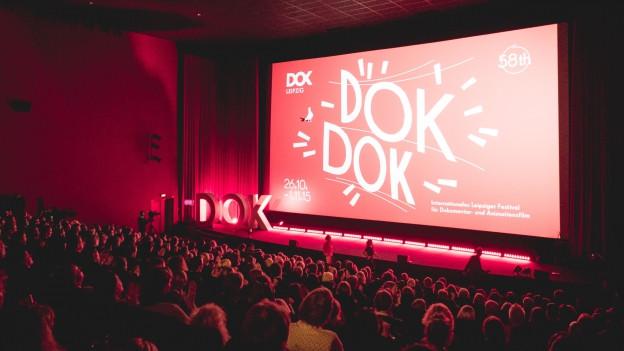 In Leipzig findet das DOK-Filmfestival statt.