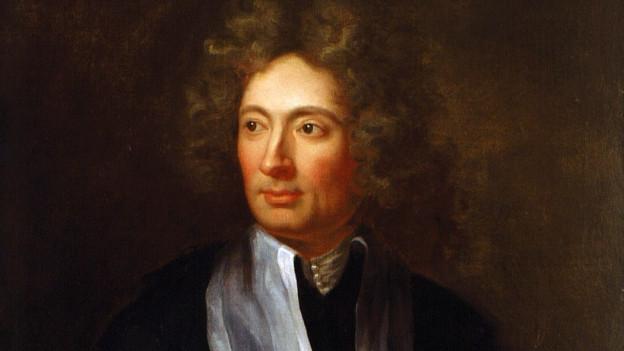 Porträt des Komponisten Arcangelo Corelli