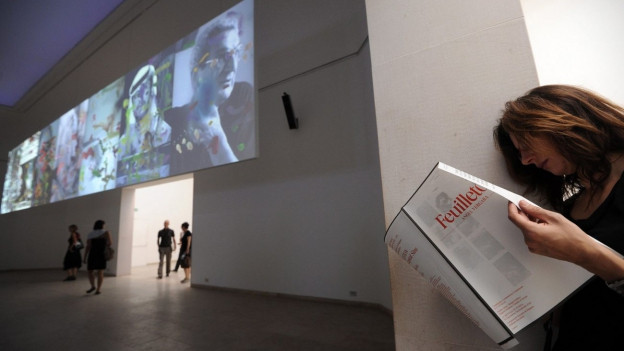Feuilleton und Biennale