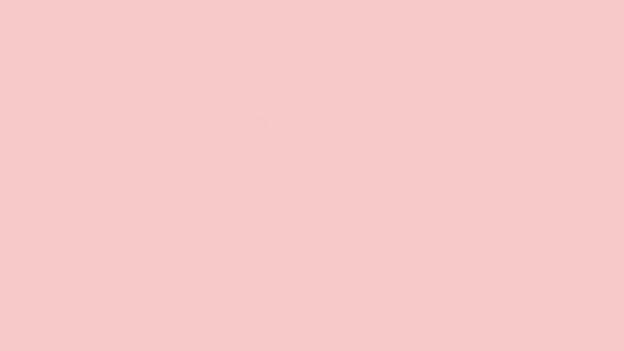 Eine Farbfläche.