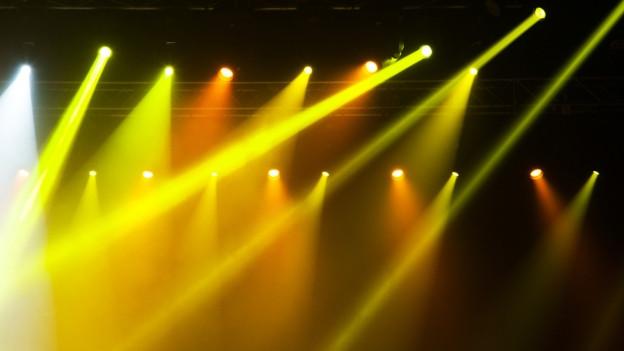 Heute sind Licht-Shows an Konzerten normal. Bereits im 18. Jahrhundert wurde daran getüftelt.