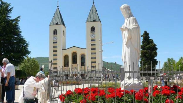 Der bosnische Wallfahrtsort soll vom Vatikan möglicherweise einen neuen Status erhalten.