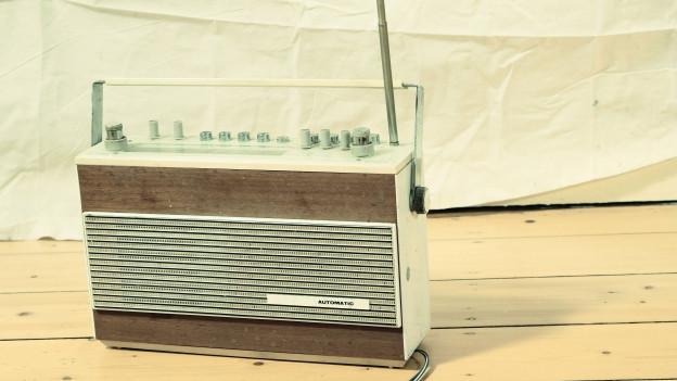 Foto von einem Transistor.