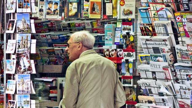 Die Auswahl ist gross, doch häufig interessieren in einem Herf nur ein, zwei Artikel.