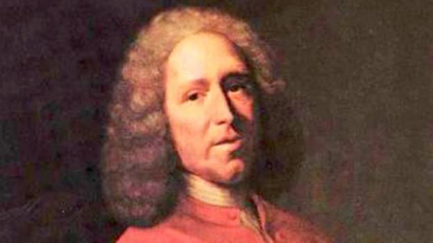 Jean-Philippe Rameau, Porträt von Joseph Aved (um 1728).