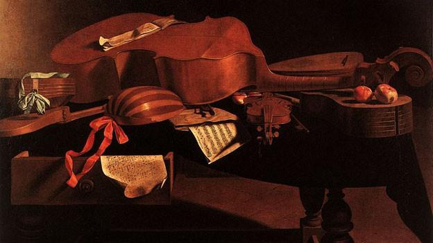 Barocke Instrumente