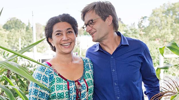 Frieda Leon Beraud und Stefan Schlag Beraud.
