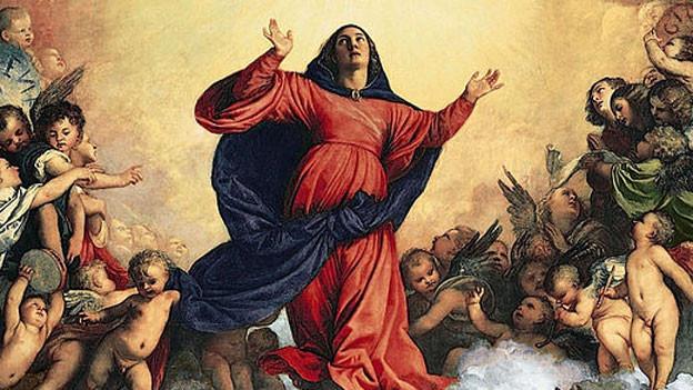 Himmelfahrt Maria