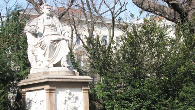 Skulptur von Schubert