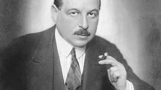 Porträt von Emmerich Kálmán