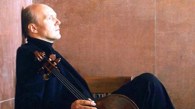 Porträt des norwegischen Cellisten Truls Mørk