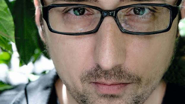 Der Autor Patricio Pron.