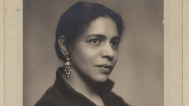 Die Autorin Nella Larsen, um 1930.