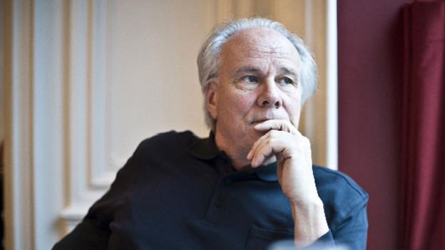 Der Autor Hans Christoph Buch